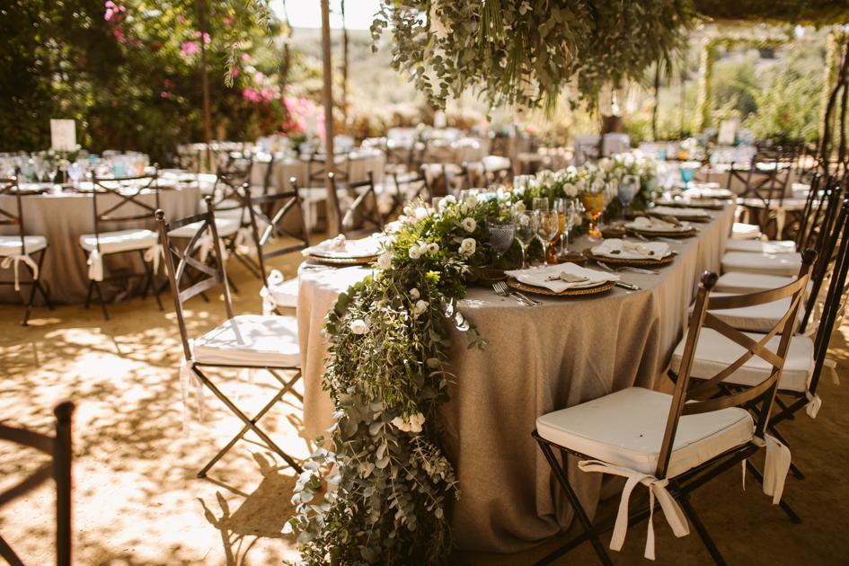 Beneficios de contratar una wedding planner