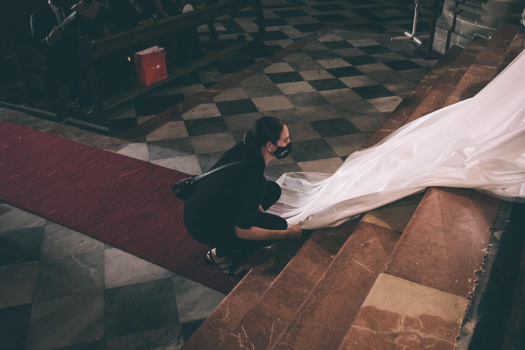 Beneficios de tener una wedding planner